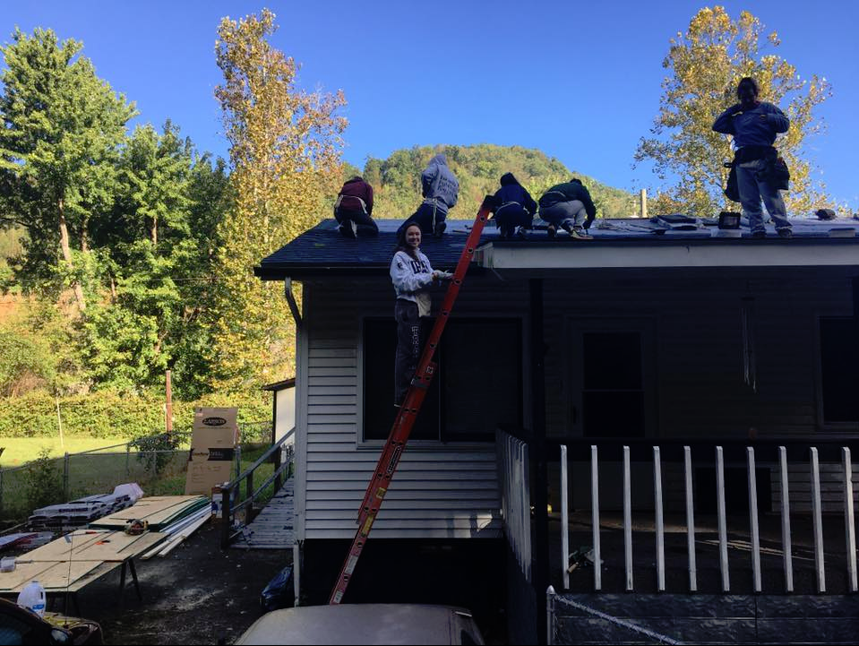 COAP, Inc. - Volunteer Roofers