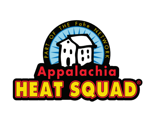 Appalachia Heat Squad Logo- partner of COAP, Inc.